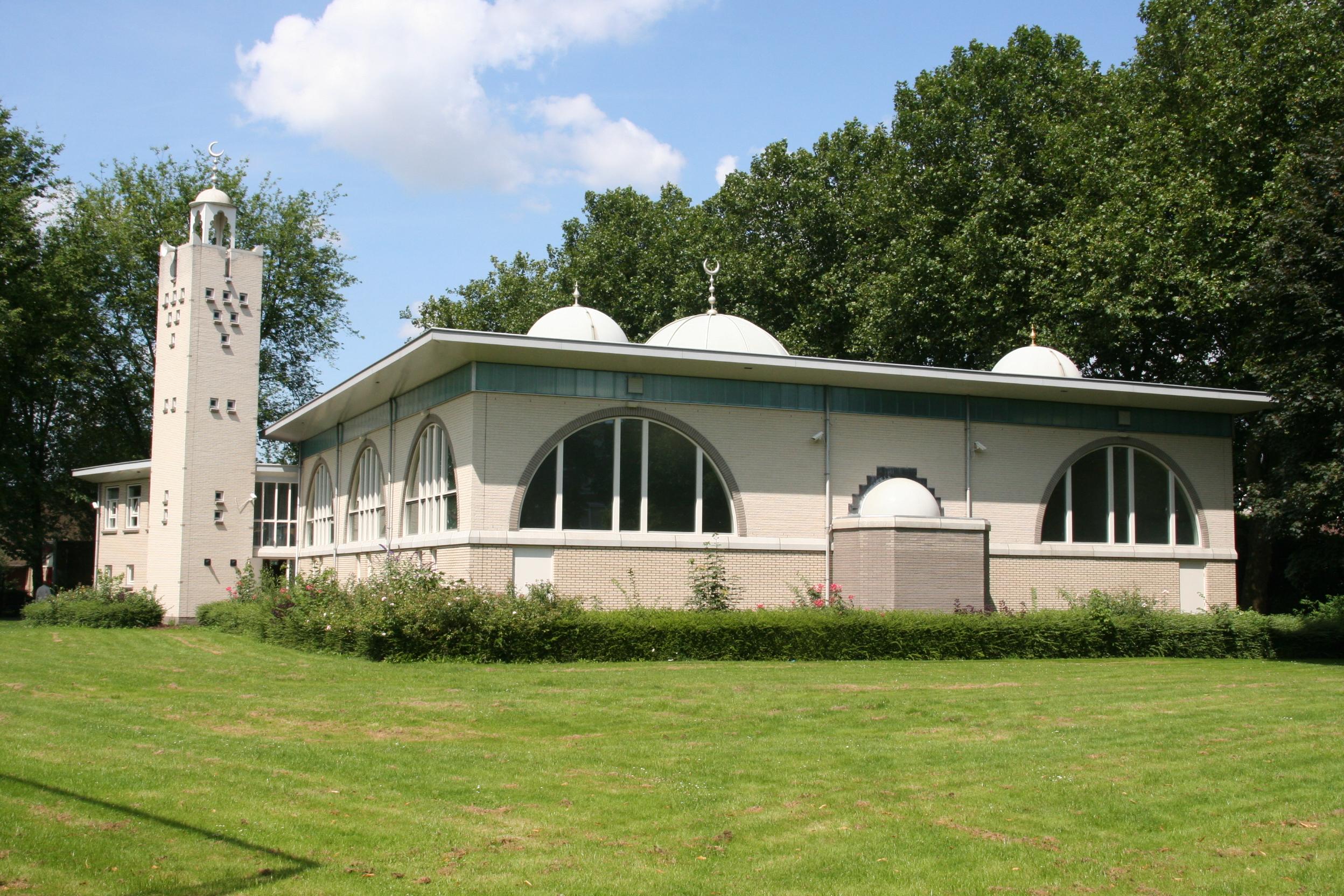moskee essalaam slider
